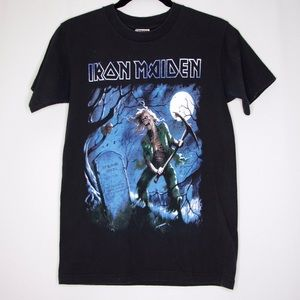 Other - 707 Iron Maiden T Shirt